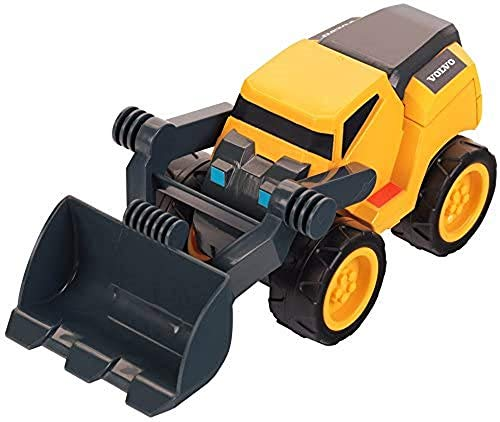 Theo Klein 2419 Volvo Power Radlader, Maßstab 1:24, Spielzeug
