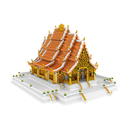 JMG Architecture Big Palace Model Building Set, World Famous Landmark Model Toys, for Kid And Adult (9846 Pcs)