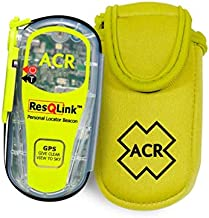 Acr 2880 Resqlink PLB-375 Personal Locator Beacon with Buoyant Pouch - Programmed for US Registration