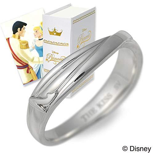 [ザ・キッス] ディズニー Disney シルバー リング 指輪 ホワイト 21.0号 DI-SR2903-21