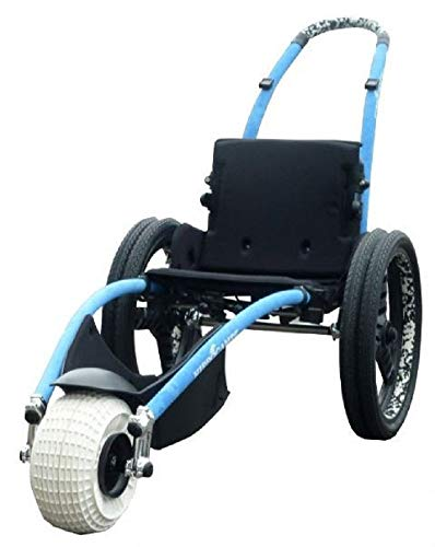 powerful Vipamat Hippocampe Beach All Terrain Standard Off-Road Wheelchair Package