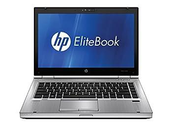 HP EliteBook 8460P 14-inch Notebook PC - Intel Core i5-2520M 2.5GHz 4GB 250GB Windows 10 Pro  Renewed