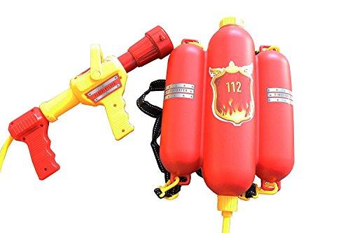 Idena Feuerwehr Wasserspritze mit ca. 2,2 Liter Wassertank