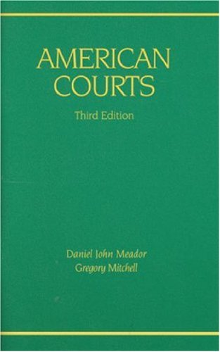American Courts (Coursebook)