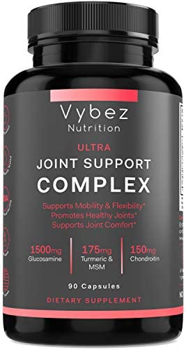 Ultra Joint Support Complex 90 Capsules Helps Support Mobility Flexibility Joint Comfort Healthy product image