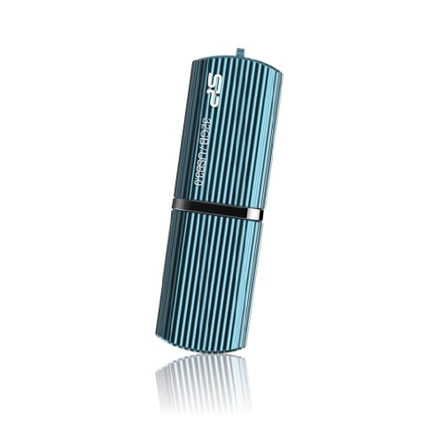 Pendrive 32GB Silicon Power USB 3.0 M50 AquaBlue Alu.