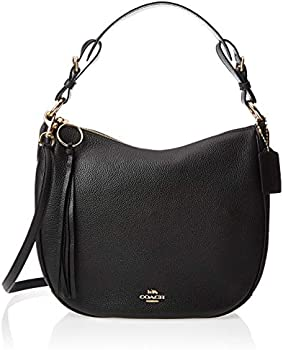 Coach Women's Polished Pebble Leather Sutton Hobo