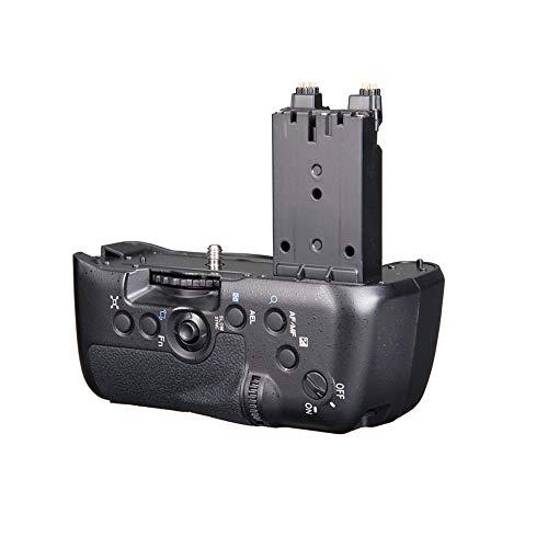 PKA Vertikaler Batteriegriff BG-3B Ersatz Halterung für Sony SLT-A77V / SLT-A77 A77II Ersatz für Sony VG-C77AM