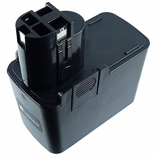 Preisvergleich Produktbild Vinitech Akku für Bosch 3300K,  3305K,  3310K,  3315K,  3500,  B2300 ASG 52,  ASG52 (Astsäge),  GBM 12VES-2, GBMVES12 (Bohrmaschine),  GSR 12VES-2,  GSR 12VES12 (Bohrschrauber) 12V 3000mAh NiMh