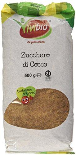 Vivibio Zucchero di Cocco Bio - 500 g
