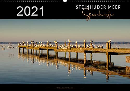 Steinhuder Meer - Steinhude (Wandkalender 2021 DIN A2 quer)