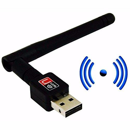 Adaptador Antena Wifi Usb 300 Mbps Wireless N Pc Notebook Computador