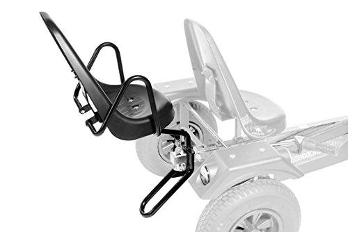 Dino Cars Zusatzsitz mit Armlehne und Kippschutz - 03192