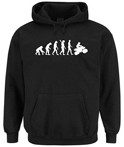 Certified Freak Quad Evolution Hooded Sweater Black XXL