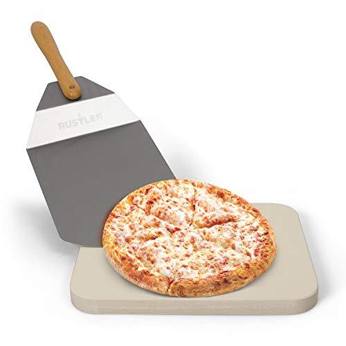 Rösle Barbecue Pizza pierre rectangulaire 42 x 30 cm Schamott