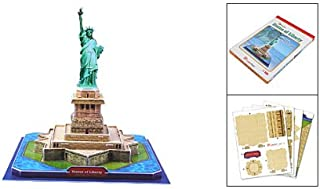3d Puzzle Statue of Liberty (C080h)