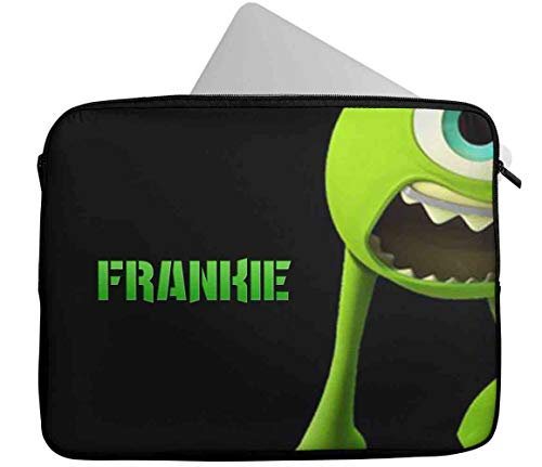 Personalised Any Name Generic Design Laptop Case Sleeve Tablet Bag Chromebook Gift 37 (9-10 inch)