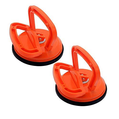Forever Speed 2x Saugheber Vakuumsauger Gummisauger Glassauger Glasheber Saugnapfhalter 50kg