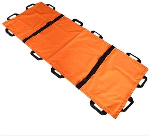 WANGPP Salir Suave de Rescate de Emergencia 180 x 70cm Cinturón de escaleras de Elevador de Transferencia anciana para Suministros para el Cuidado de la discapacidad 3.10 (Color : Orange)