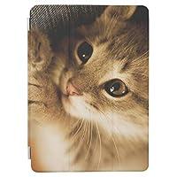 RECASO iPad mini4 ケースipad mini4カバー ipadmini4 ケースiPad mini 4 ケース アイパッドミニ4 ケース 軽量 オートスリーブ開閉式三つ折り薄型スタンド おしゃれ レザー 衝撃吸収 保護ケースオートスリープ猫好き