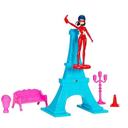 Playset Torre Eifel Ladybug Miraculous - Sunny 1648
