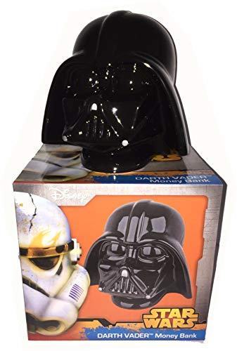 for-collectors-only Star Wars Spardose Darth Vader XL Großer Helm Anakin Skywalker Money Bank Keramik Sparschwein