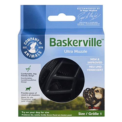 The Company of Animals  Baskerville Ultra Muzzle -...