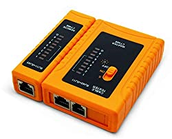 Top 10 Best Network Cable Tester with LCD Tracker