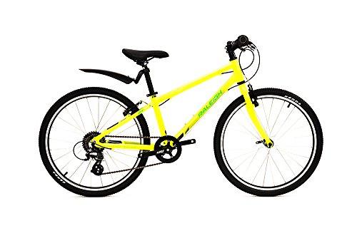 Raleigh Kinder Performance Fahrrad, gelb, 12 Zoll