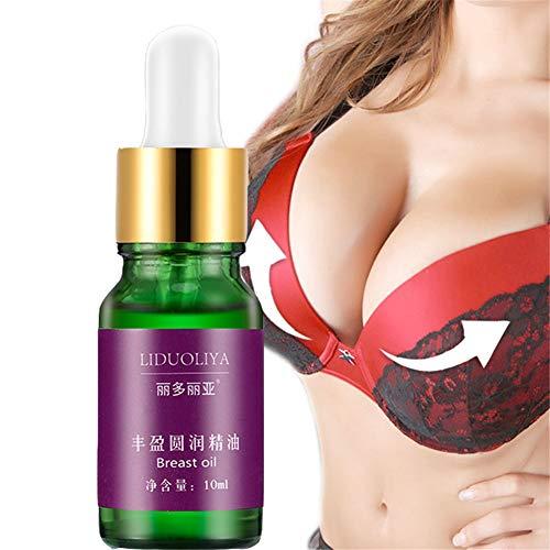 Breast Enlargement Essential Oil Firming Enhancement Cream Safe Fast Big Bust By Shouhengda (1 Bottle Pack)