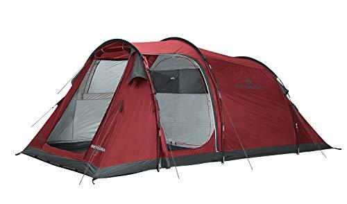 Ferrino Meteora 5 Zelt für 5 Personen, Rot