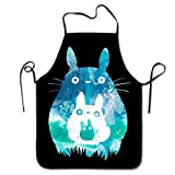 But why miss My Neighbor Totoro Anime Cute Adjustable Kitchen Aprons Fashion Home Bib