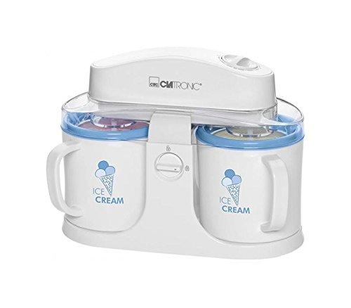 Cafetera Sorbet, helado y de yogourt helado ICM 3650 blanco
