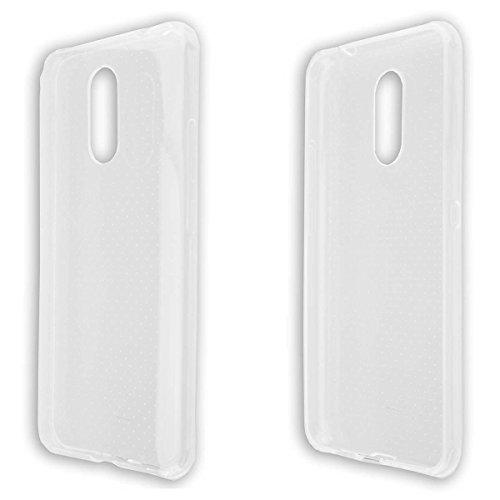 caseroxx TPU-Hülle für Ulefone Gemini, Handy Hülle Tasche (TPU-Hülle in transparent)