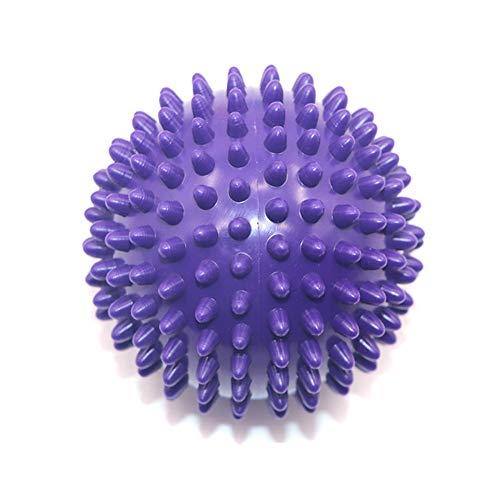 Msleep - Rodillo de masaje (PVC, para fitness, pilates, fitness, pilates, muscula)