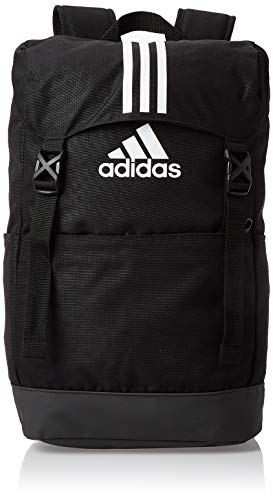 adidas 3S BP Sports Backpack, Black/White, One Size