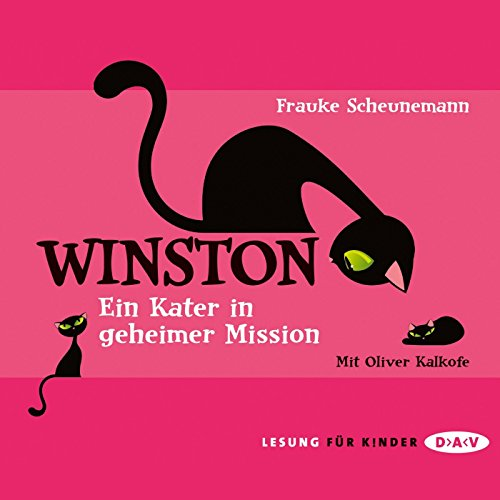 Ein Kater in geheimer Mission (Winston 1) cover art