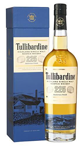 Tullibardine, 225 Sauternes Cask Finish, Whisky Single Malt Primé, 70 cl