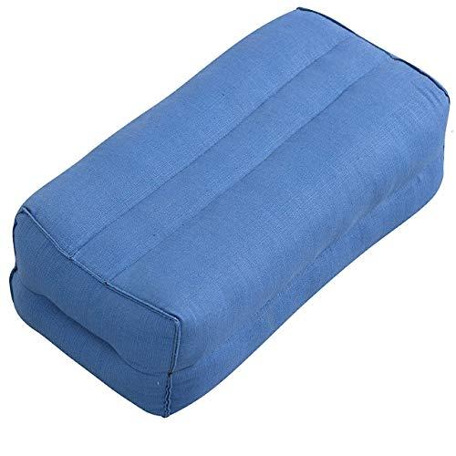 Laeto Zen Sanctuary Thai Yoga Meditation or Pilates Kapok Filled Support Pillow Block...