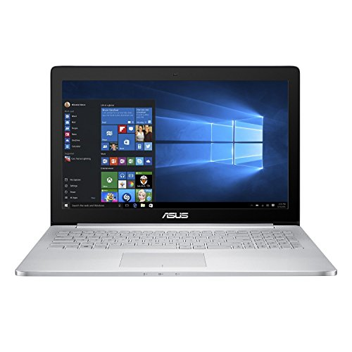 "ASUS ZENBOOK UX501VW-DS71T 15.6"" 4K UHD Gaming Laptop Intel Core i7 6700HQ (2.60 GHz) NVIDIA GeForce GTX 960M 16 GB Memory 512 GB SSD Windows 10"