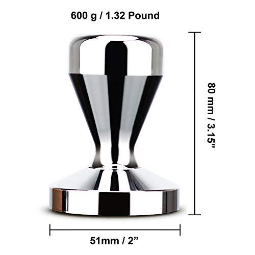 Pressino per caffè Tamper 51mm / 2