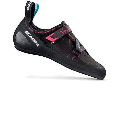 Scarpa Schuhe Velocity Women Größe 42 Black/rapsberry