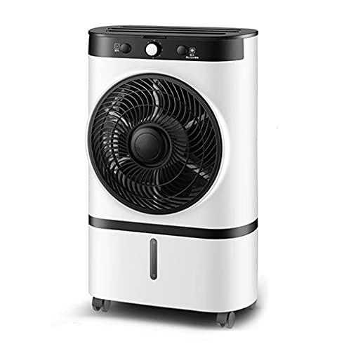 Aires acondicionados móviles 220V Aire Acondicionado Portátil Fan De Refrigeración Humidificador Purificador 3 Engranaje Ventilador Eléctrico para Oficina Y Hogar