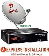 Airtel Digital TV HD DTH with 1 Month ZEETV Pack