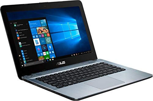 Product Image 6: 2019 ASUS 14″ Premium High Performance Laptop Computer| AMD A6-9225 up to 3.0GHz| 4GB DDR4 RAM| 500GB HDD| AMD Radeon R4| WiFi| Bluetooth| USB 3.1 Type-C| HDMI| Silver Gradient| Windows 10 Home|