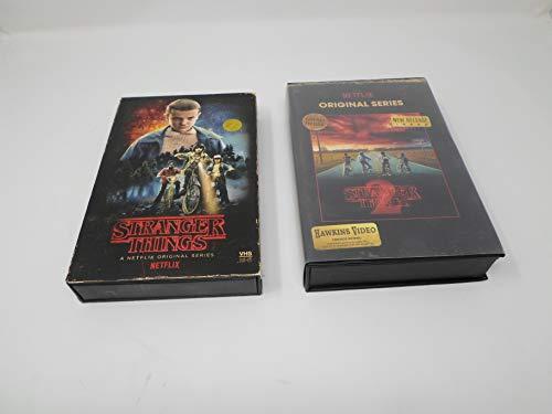 Stranger Things Season 1-2 DVD / Blu Ray Bundle
