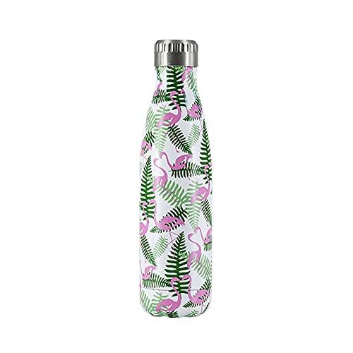 JSJJRFV Taza de Agua Custom Flamingo Botella de Agua Tumbler Gimnasio Deporte Termos Bebida Botella Acero Inoxidable Aislado Copa Frío Café Taza Coctelera (Capacity : Only Holder, Color : E)