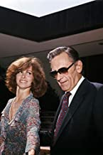William Holden Stefanie Powers Candid Together 1980 24x18 Poster