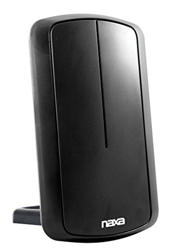 naxa outdoor tv antennas Naxa NAA-305 Flat Panel Style Amplified Antenna for HDTV, ATSC TV and Car Cord
