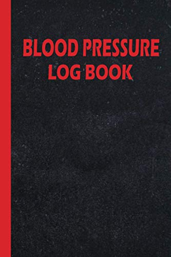 Blood Pressure Log Bbook: Track, Record & Monitor Blood Pressure at Home: Blood Pressure Journal Book | 6×9 | Pocket Size | 561 Weeks of Daily Readings